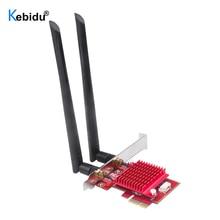 Network-Card Desktop Bluetooth 3000mbps Intel Ax200 Wifi 6 Dual-Band Pci Express Wireless