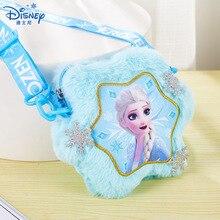 Plush Backpack Bags Frozen Children Cute 2-Elsa Disney Anna Girls for Birthday-Gifts