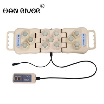 HANRIVER The new 2018 comfortable jade massage cushion WenYu physiotherapy with jade physiotherapy knee body massager