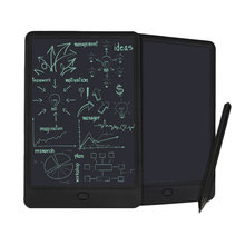 10 дюймовый планшетный компьютер ЖК-дисплей рукописного ввода графической информации Pad Смарт планшет для письма с ручка для рисования Панели Блокнот удобно Портативный