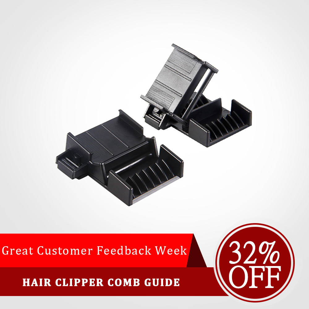 Hair Clipper Comb Guide Plastic Hair Trimmer Guards for Removing Split Ends Hair Salon Tool Waterproof Products For Hair Salon-in Styling Accessories from Beauty & Health