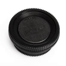 Rear Lens Cap Cover Body Cap Anti-scratch Anti-dust for All Nikon AF AF-S DSLR SLR Lens Dust Camera(China)