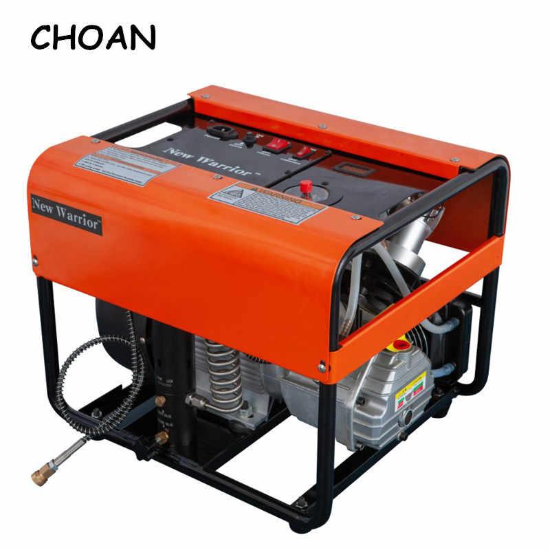 Pompa ad aria elettrica gonfiatore compressore daria ad alta pressione Micro 30 Mpa 220 V, spina UE