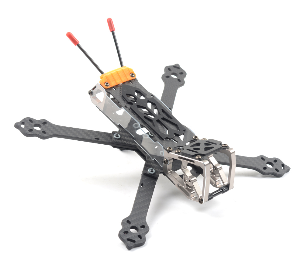 Skystars G520S  5 Inch Freestyle Frame Kit Split Type Arm 4mm For FPV Racing Drone
