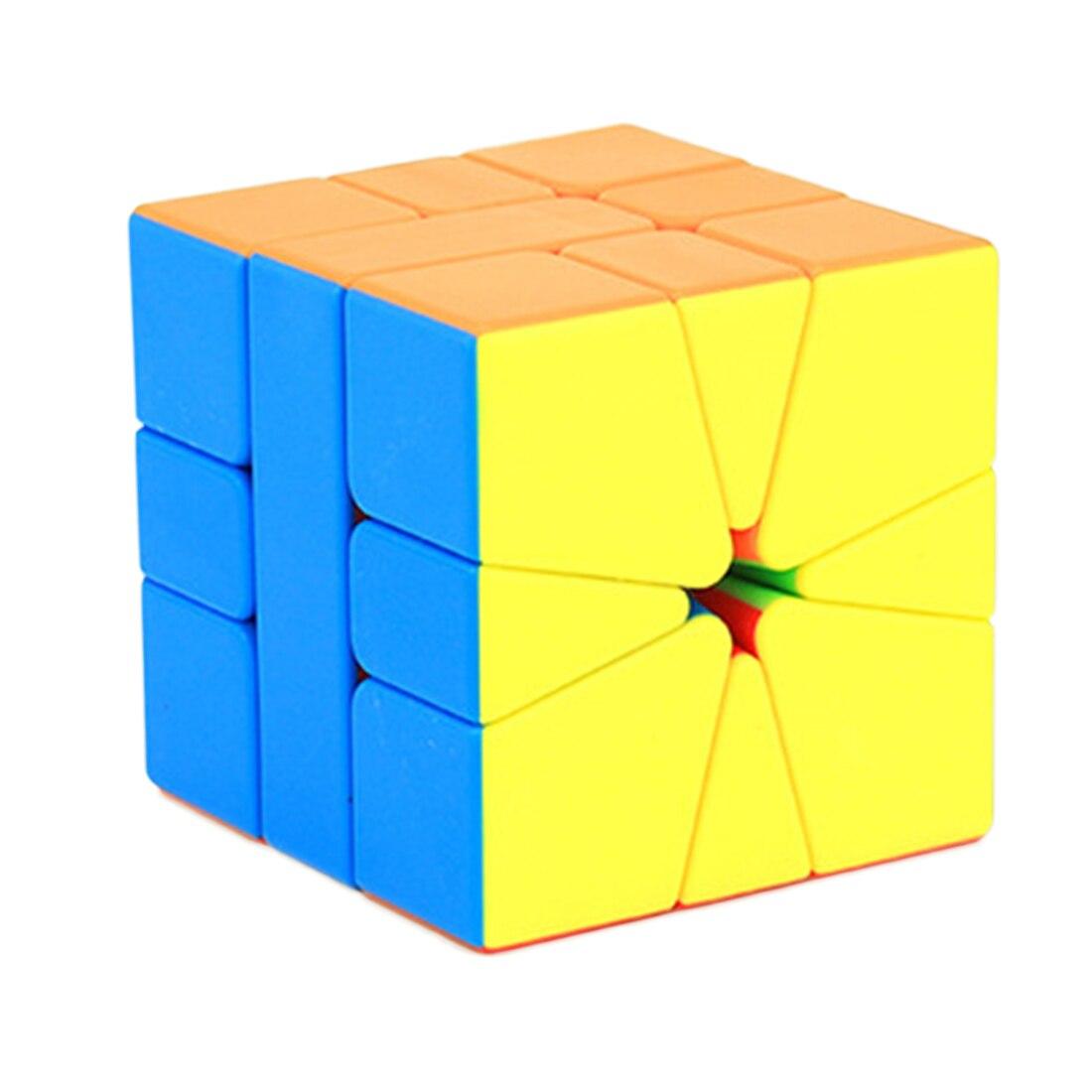 Moyu MFSQ1 SQ-1 Magic Cube Puzzl Square 1 Twisty Learning Educational Kids Toys Game Drop Shipping