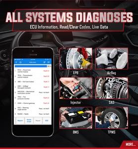 Image 4 - Autel AP200 Bluetooth OBD2 Scanner Automotivo OBD 2 TPMS Code Reader Car Diagnostic Tool PK Thinkcar Thinkdiag Easydiag