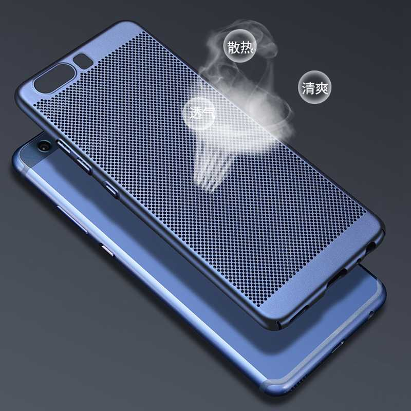 Funda ultrafina disipación de calor para Huawei P30 P20 Lite Funda dura para Huawei P10 Honor P 8 9 v9 10 v10 8x20 Lite PRO fundas