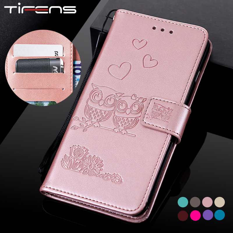 Flip Wallet Case Pu Leather Cover Voor Huawei P40 P30 P20 Honor 20 Pro P10 P9 P8 Mate 10 30 lite 2017 P Smart Z 2019 Telefoon Coque