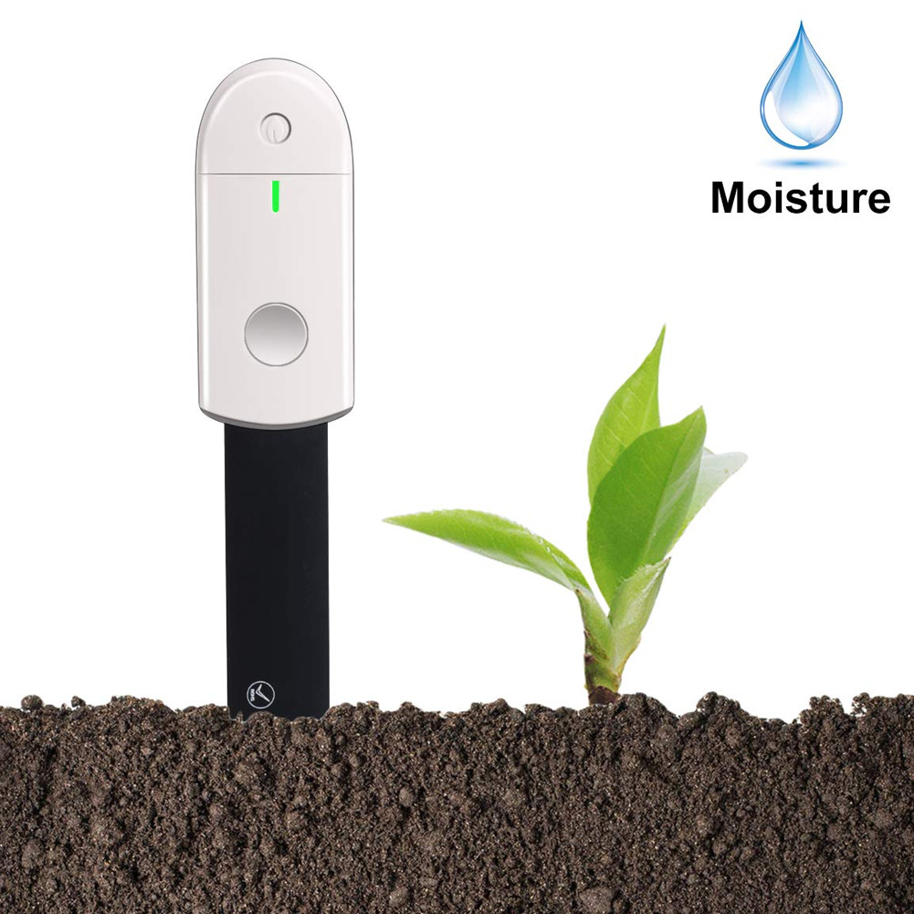 Waterproof Soil Water Monitor Soil Moisture Meter Test Kit Hygrometer Instant Detection For Indoor Plants Gardening Pot Flowers