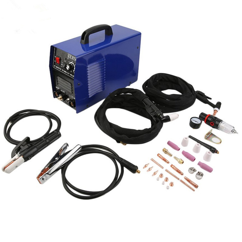 Multifunction CT312 3 In 1 220V TIG MMA CUT TIG-Welder Inverter Welding Machine 120A TIG/ MMA 30A Plasma Cutter