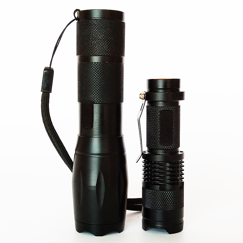 Z20 LED Flashlight Waterproof CREE XM-L T6 XP-G Q5 Aluminum Lanterna Zoomable Portable Torch Lights For Camping Outdoor Lighting