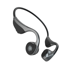 цена на Bluetooth Wireless Earphone Stereo Ear-Hook Sports Noise Reduction Earphones Sweat Proof And Waterproof Sensitive Headphones