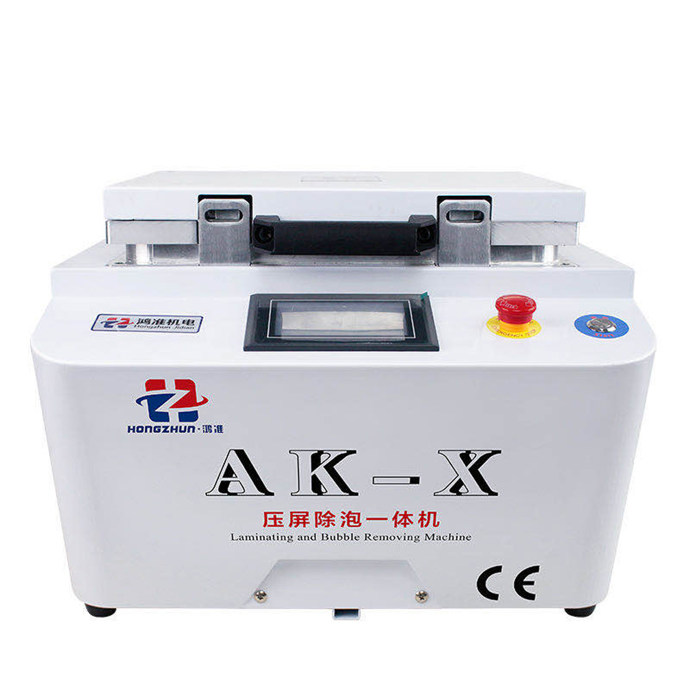 12-inch Vacuum Laminating Machine With Built-In Pump And Air Compressor 5