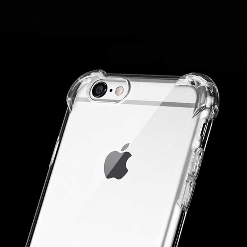 Di lusso Antiurto Custodia In Silicone Per redmi note 5678 pro 9s pro 10 lite K2030 PRO COPERTURE Trasparente Cassa Del Telefono di Protezione