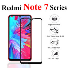 Protective glass on the for Xiaomi Redmi Note 7 Pro Tempered Glas note7 s Film xiaomei 7pro safety Screen Protector 7s no7pro Mi(China)
