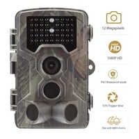 Goujxcy Jagd kameras HC-800A Wald Nachtsicht 850nm Infrarot Led Trail Kamera Wasserdichtes wilde kamera Foto Fallen scouts