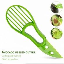 Fruit Peeler Cutter Knife Avocado-Slicer Kitchen-Gadgets Shea-Corer Plastic Vegetable-Tools