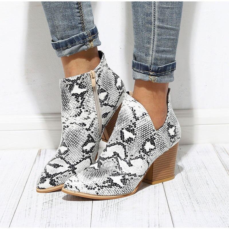 do plutônio 2020 zíper senhoras botas leopardo