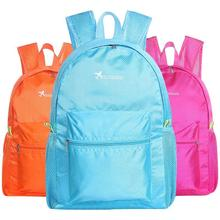 New Arrival Unisex Outdoor Folding Backpack Large Capacity Polyester Breathable Foldable Bagpack WeightLight Portable Travel Bag outdoor backpack waterproof large capacity mounting bag travelling bag 70l polyester honeycomb breathable pad