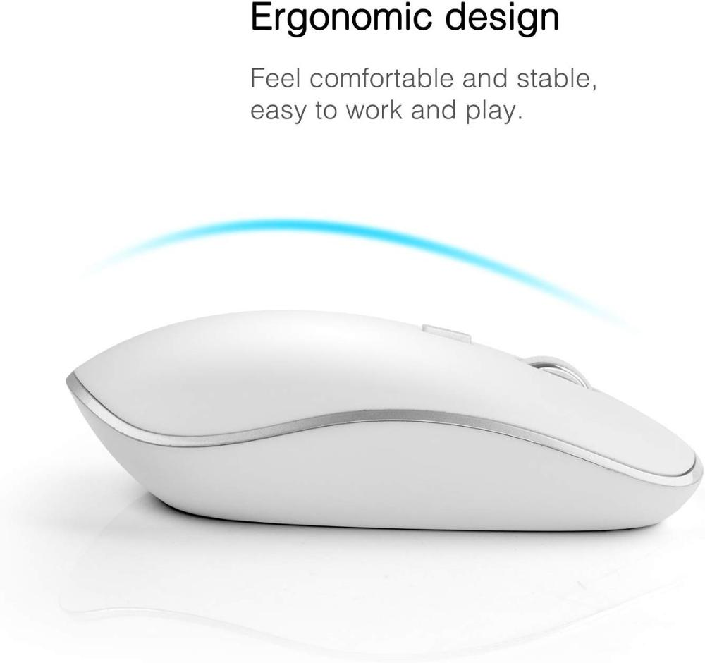 Optical Wireless Mouse 2.4G Adjustable High Precision DPI Portable USB Receiver A Favorite Mouse