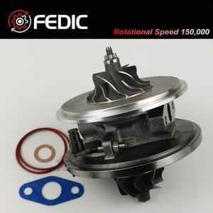 Image 4 - Turbo cartridge GT1749V CHRA 713673 454232 0002 454232 0006 Turbo charger for Audi Ford Seat Skoda 1.9 TDI 81Kw 85Kw AUY AJM ASV
