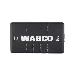 Image 5 - רוסית מחסן WABCO אבחון קיט (WDI) WABCO קרוואן משאית אבחון ממשק חינם משלוח