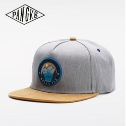 PANGKB Brand BELLE VUE CAP hip hop sports basketball snapback hat for men women adult outdoor casual sun baseball cap wholesale