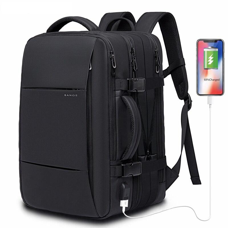 Вместительный дорожный рюкзак для мужчин, 45 л, 15,6 дюймовый рюкзак для ноутбука, дорожная сумка FAA, дорожная сумка для женщин и мужчин|Рюкзаки|   | АлиЭкспресс