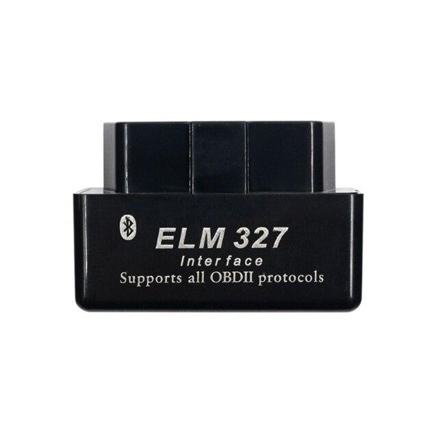 ELM327 Bluetooth V1.5 PIC18F25K80 ELM327 OBD2 Scanner ELM 327 Bluetooth Android/PC ELM 327 OBD2 Bluetooth Adapter ELM327 V1.5 2