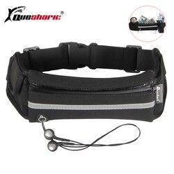 Регулируемый водонепроницаемый или Дышащий Пояс для бега для мужчин и женщин, сумка для фитнеса, держатель для мобильного телефона, спортив...