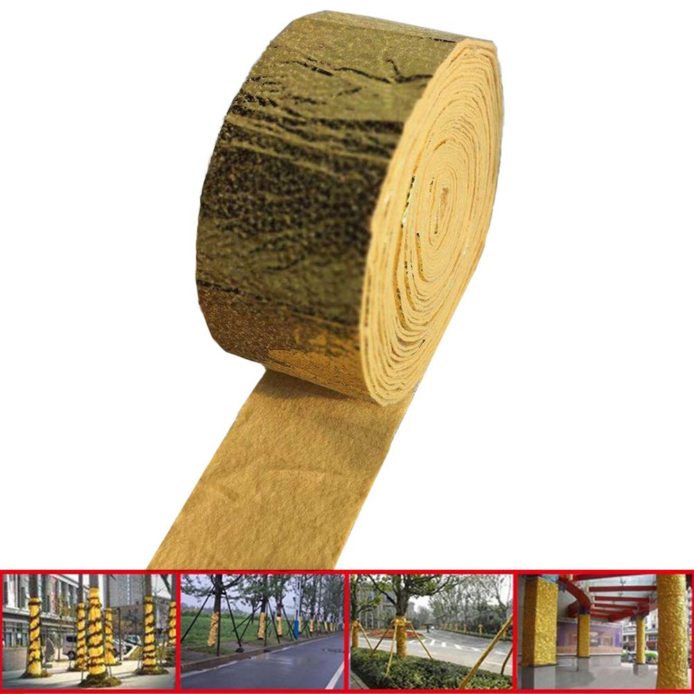 20M Tree Protector Wraps Winter-proof Plants Bandage 12cm Width Wear Protection For Warm Keeping And Moisturizing