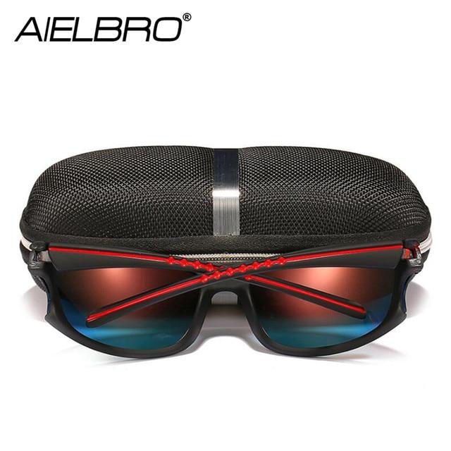 Polarizado ciclismo óculos de sol esportes ao ar livre pesca caminhadas ciclismo homem ciclismo óculos gafas ciclismo 2