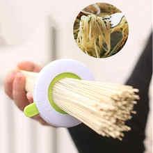 Спагетти меры Пластик Регулируемый макаронные изделия 1-4 года людей компонент лапши измерительный инструмент