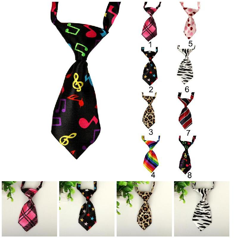 Teddy Adjustable Bow Tie Necktie Collar Lovely Dog Cat Puppy font b Pets b font Accessories