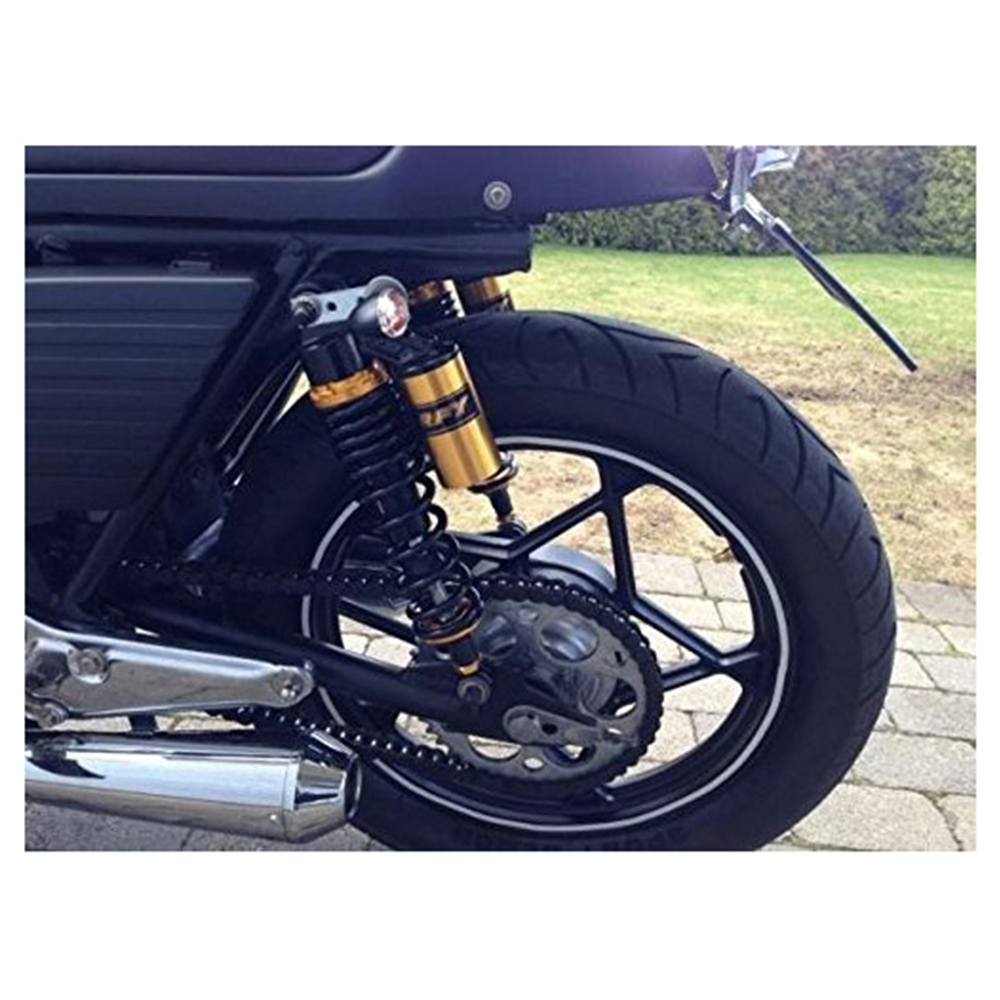 """14.75/"""" 375mm A Pair Rear Shock Absorbers Kawasaki Motorcycle replacement"""
