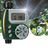 Plastic Programmable Automatic Garden Watering Timer Irrigation Controller Home Garden Irrigation Timer Irrigation System