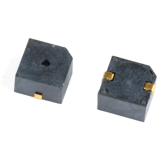 10PC SMD HN9650B buzzer acoustic component 5V 9.6*9.6*5mm MLT-9650  SMD Electromagnetic passive buzzer