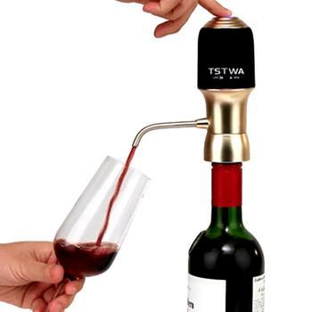 Dispositif de coulée automatique de vin d
