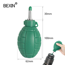 Lens Duster Cleaner Camera Air Blowing Ball Dust Cleaning Hand Pump for Camera Microscope Binoculars & Filters