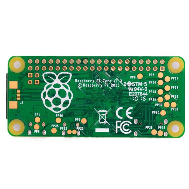raspberry pi Original Raspberry Pi Zero Board with Single-core 1 GHz Processor Chip Compare with Raspberry Pi Zero W Board (4)