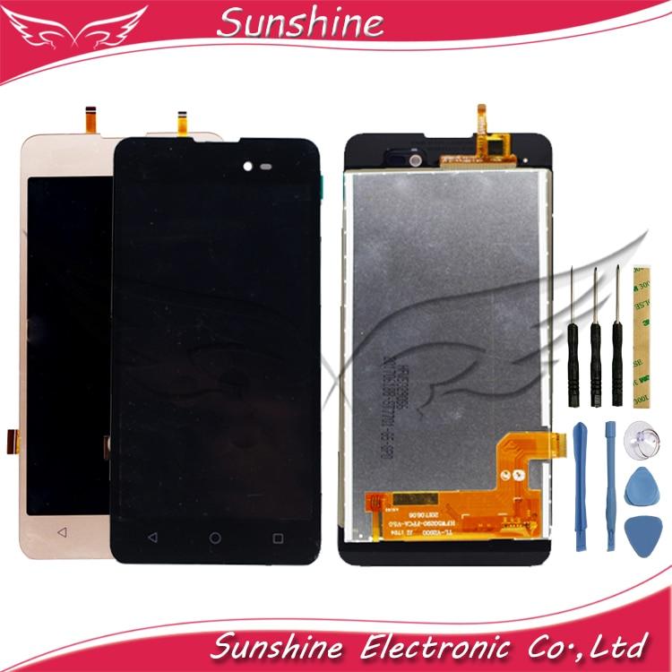 Good Quality LCD Display For BQ BQ 5035 Velvet BQ 5035 BQS 5035 BQS5035 BQ5035 LCD Display with Touch Sensor Complete Assembly Mobile Phone LCD Screens     - title=