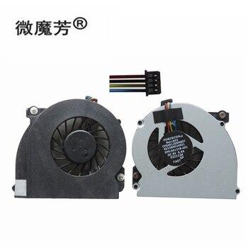 New CPU Cooling Fan For HP EliteBook 2560 2560P 2570 2570p Series Laptop Notebook Cooler FAN Laptops COOLING 651378-001
