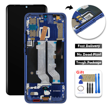 "6.47"" Lcd For ZTE Axon 10 Pro LCD Display Touch Screen Digitizer Assembly + Frame Free Tools For ZTE Axon 10 Pro LCD Screen"