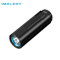 Linterna LED recargable Imalent LD70 Cree XHP70 2nd 4000 Lume, luz de búsqueda de alta potencia con batería 18350 para senderismo y Camping
