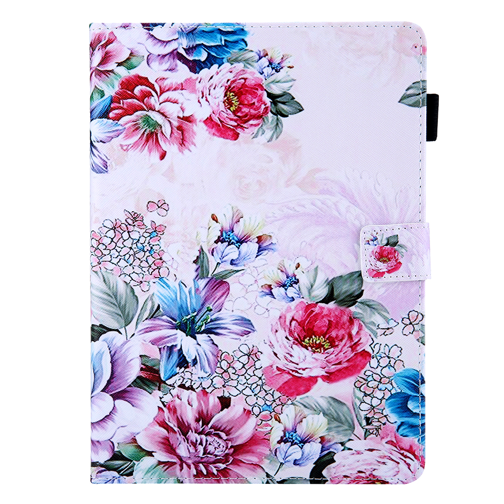 as photo Hot Pink Cute Case For iPad 10 2 Case 2019 Tablet Cover For iPad 10 2 7th Generation