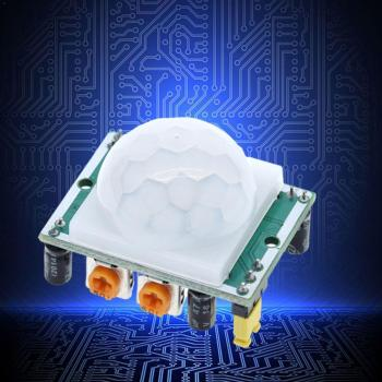 1pcs High Quality HC-SR501 HCSR501 Adjust Infrared Detector Sensor Module PIR Motion For B5T3