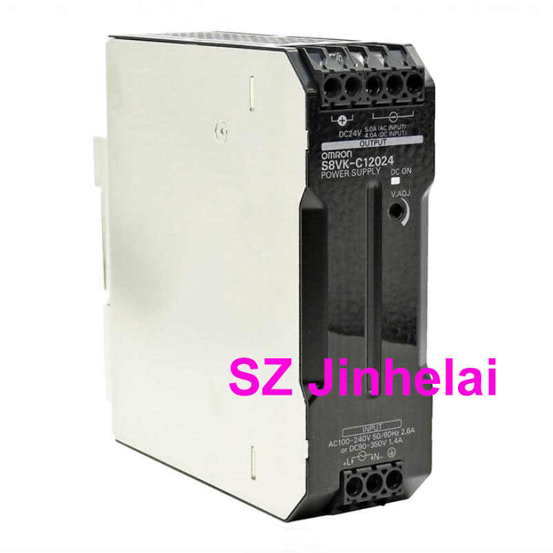 Omron S8vk C12024 Authentic Original Power Supply Module 120w 24vdc 5 0a Power Supply 120w 24vdc Supplypower Supply Aliexpress