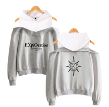 EXO PLANET #5 – EXplOration Off-Shoulder Hoodies (20 Models)