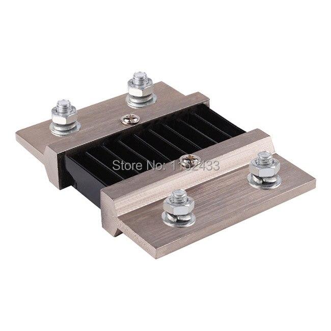 FL 2 DC 75mV 1200A current shunt resistor for AMP ampere instrument Current Meters     - title=
