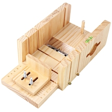 BMBY-бытовой Деревянный Нож для мыла, коробка из сосны, балансировочный аппарат, точная проволочная резка, регулируемая передняя доска